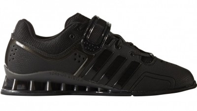 timeless design 98dcc 3edea Adidas Adipower Weightlifting Shoes have a specially structured design with  a secure strap in the instep and a support structure in the heel which  provides ...