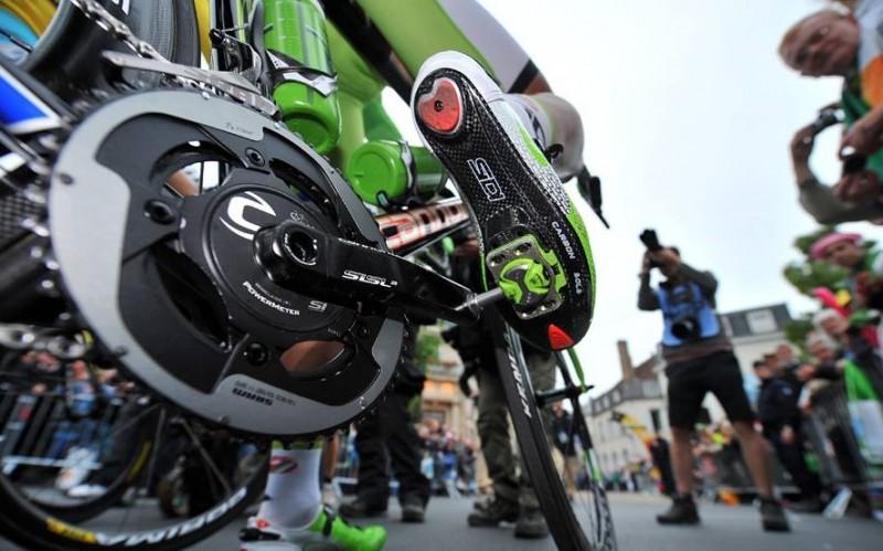 Pedales de ciclismo de carretera