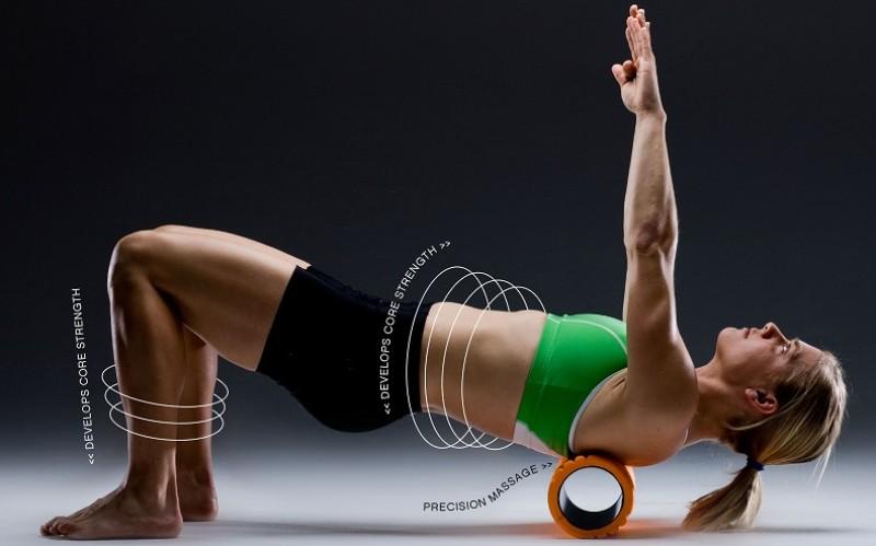 Entrenamiento con rodillo TriggerPoint | Guía de fitness Wiggle