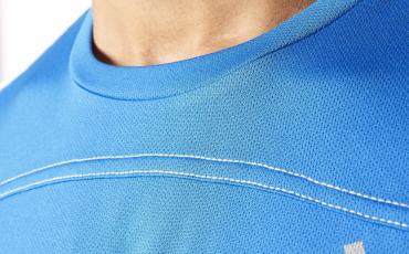 image of adidas response short sleeve shirt