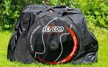 Cómo guardar tu bici de montaña en la bolsa de transporte Scicon AeroComfort 2.0 TSA MTB
