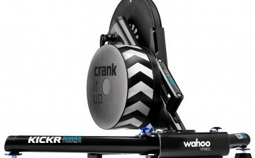 image of Wahoo turbo trainer