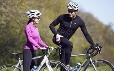 Guía de ciclismo: no dejes de entrenar en invierno