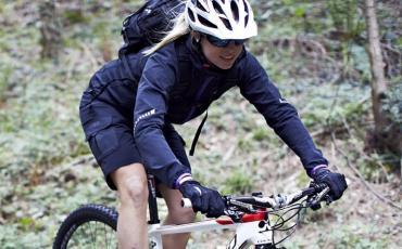 Guía de ajuste de las bicicletas de MTB para mujer