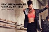 Nueva gama de gimnasio y fitness