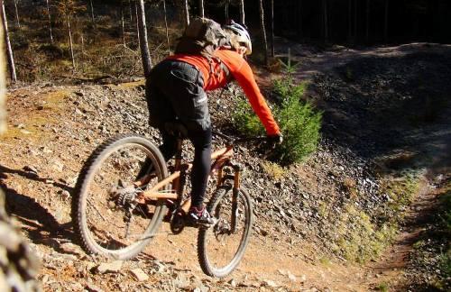 Guía de destrezas técnicas para ciclismo de montaña   Wiggle Guides