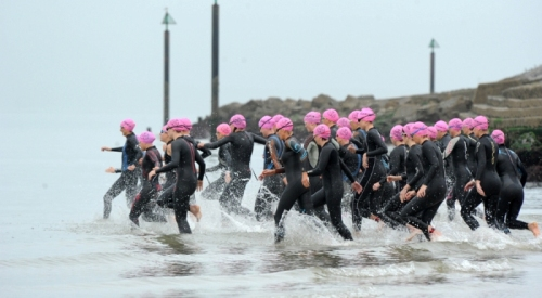 Wiggle Portsmouth Triathlon 2013